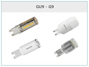 GU9 - G9