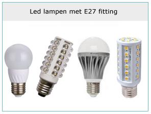 led-lampen-met-e27-fitting