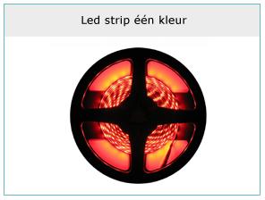 led-strip-een-kleur