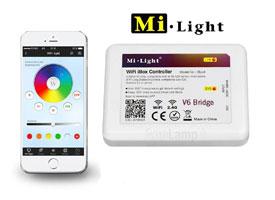 Verlichting via app bedienen (uitbreidingen)