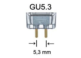 Fitting GU5.3