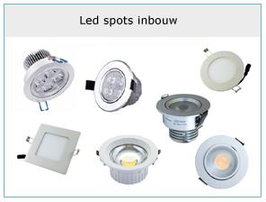 led-spots-inbouw - Led Verlichting Winkels