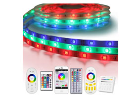 Led strip RGBW