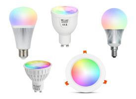 Losse lampen voor afstandsbediening sets